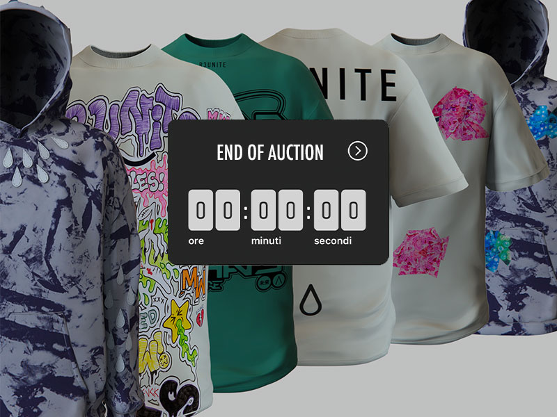 Upcycle With Purpose - End of R3UNITE auction