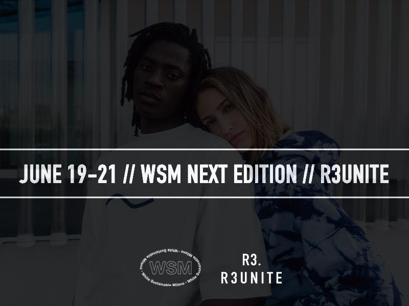 WSM - White Milano - Fashion Week - r3unite